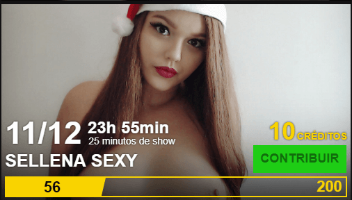 sellena sexy camgirl camerahot